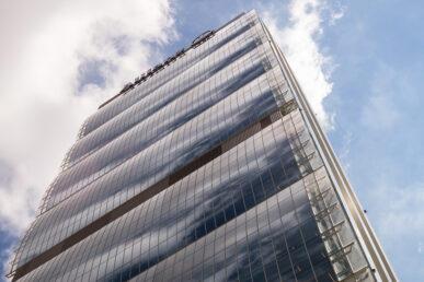 Allianz Tower, Arata Isozaki 4 - Riccardo Bianchini architectural photography