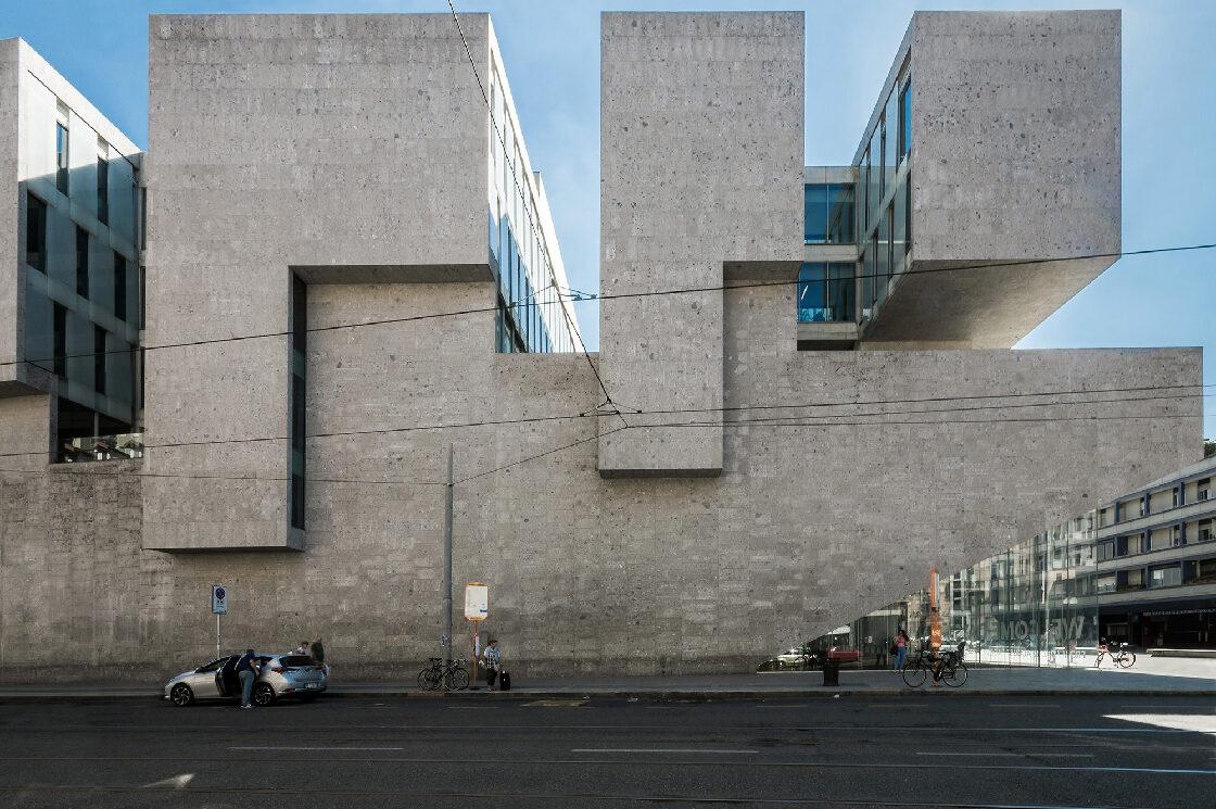 Bocconi University Milan Grafton Architects 1 - Riccardo Bianchini Photography