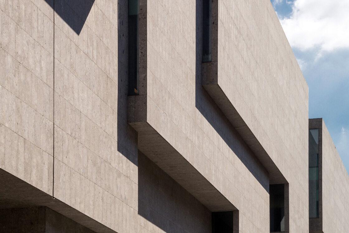 Bocconi University Milan Grafton Architects 4 - Riccardo Bianchini Photography