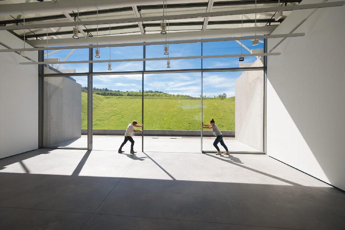 Château La Coste Renzo Piano, Riccardo Bianchini Architectural Photography