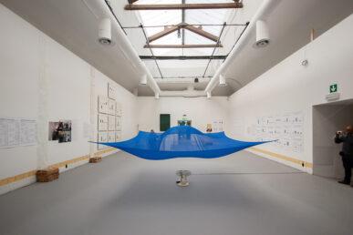 Hans Haacke, Biennale Venezia Arte 2015 - Riccardo Bianchini Architectural Photography