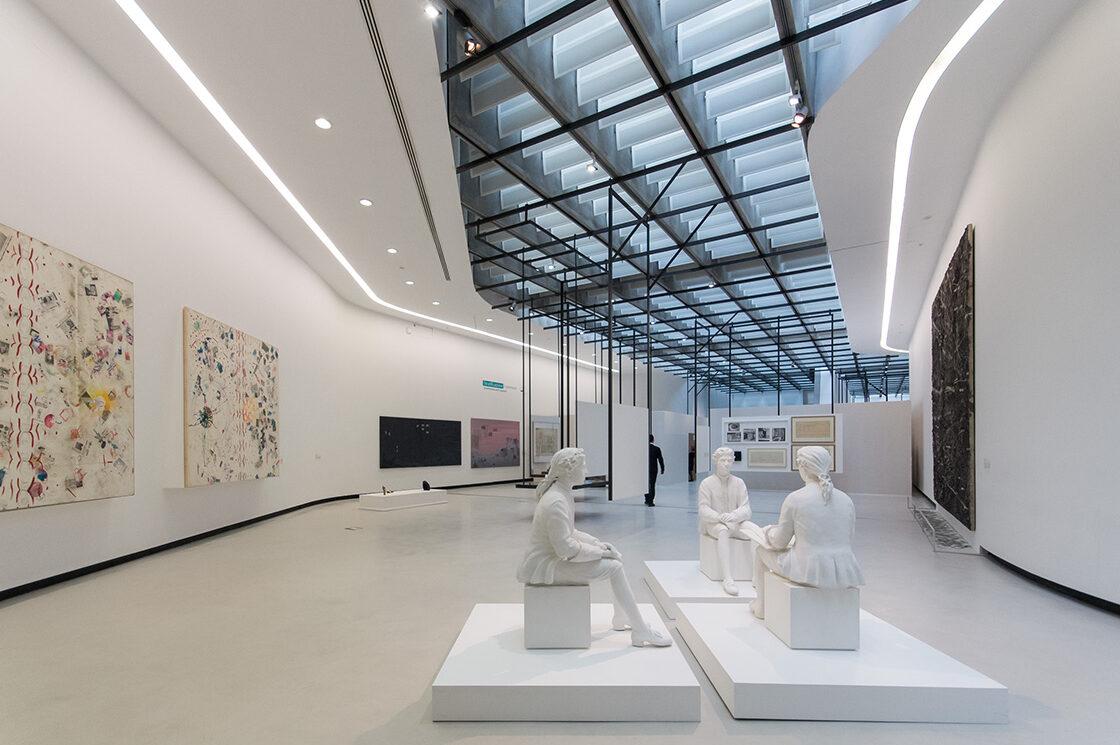 MAXXI, Zaha Hadid 6 - Riccardo Bianchini Architectural Photography