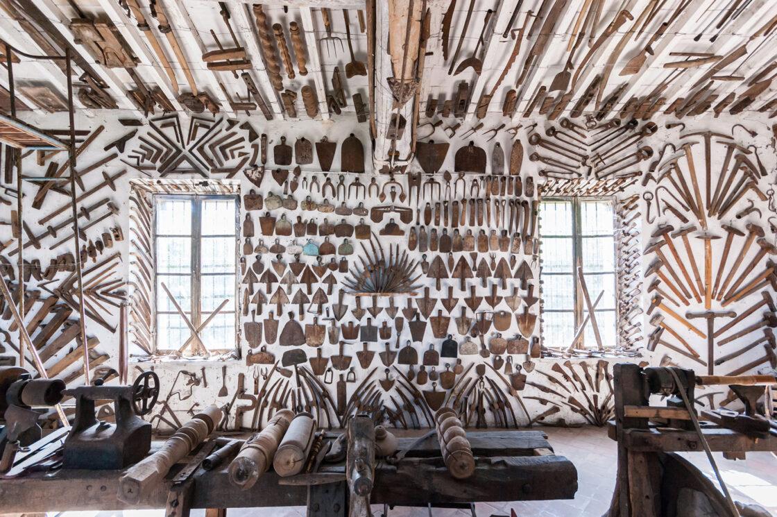 Museo Guatelli - Riccardo Bianchini Architectural Photography