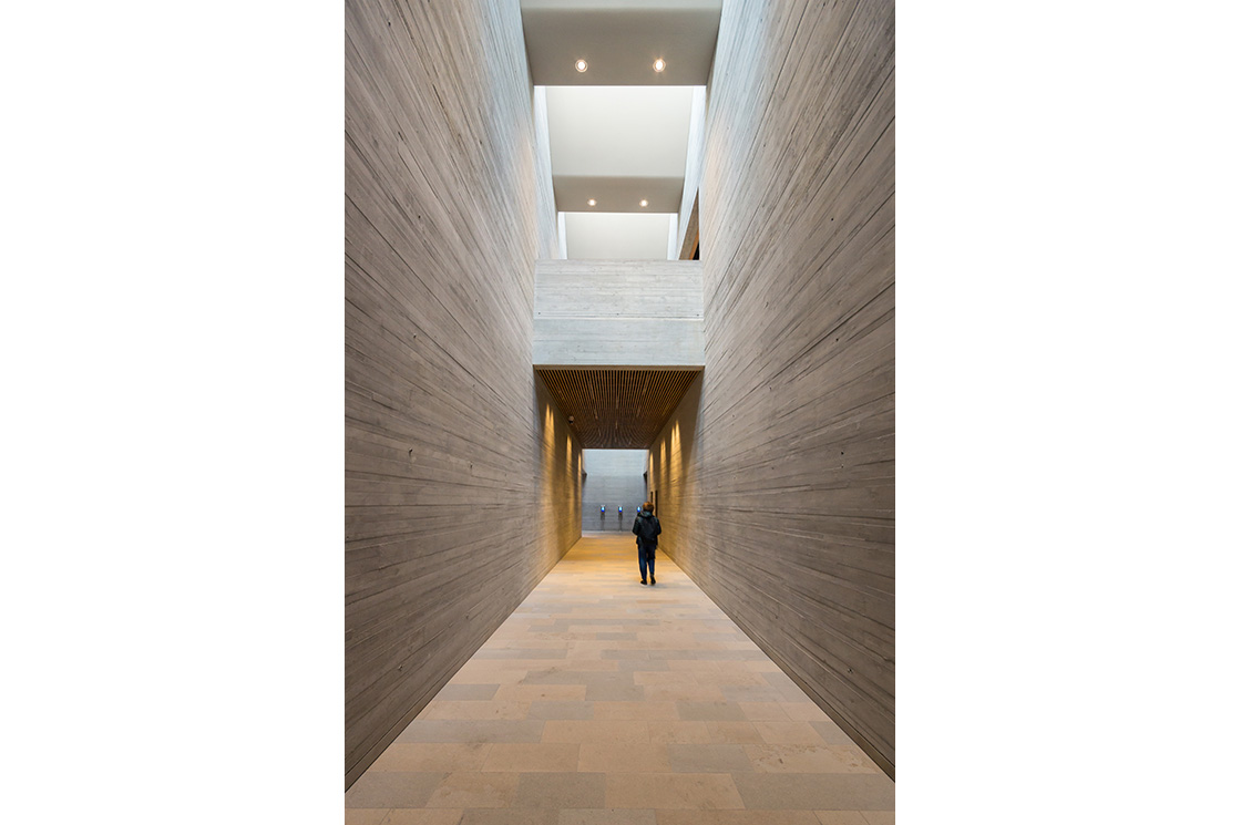 Museo M9 Venezia, Sauerbruch Hutton 3 - Riccardo Bianchini Architectural Photography