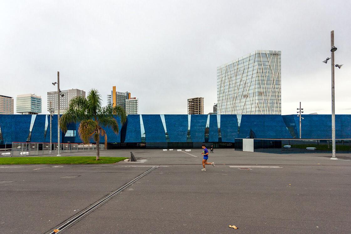 Museu Blau Herzog & de Meuron - Riccardo Bianchini Architectural Photography