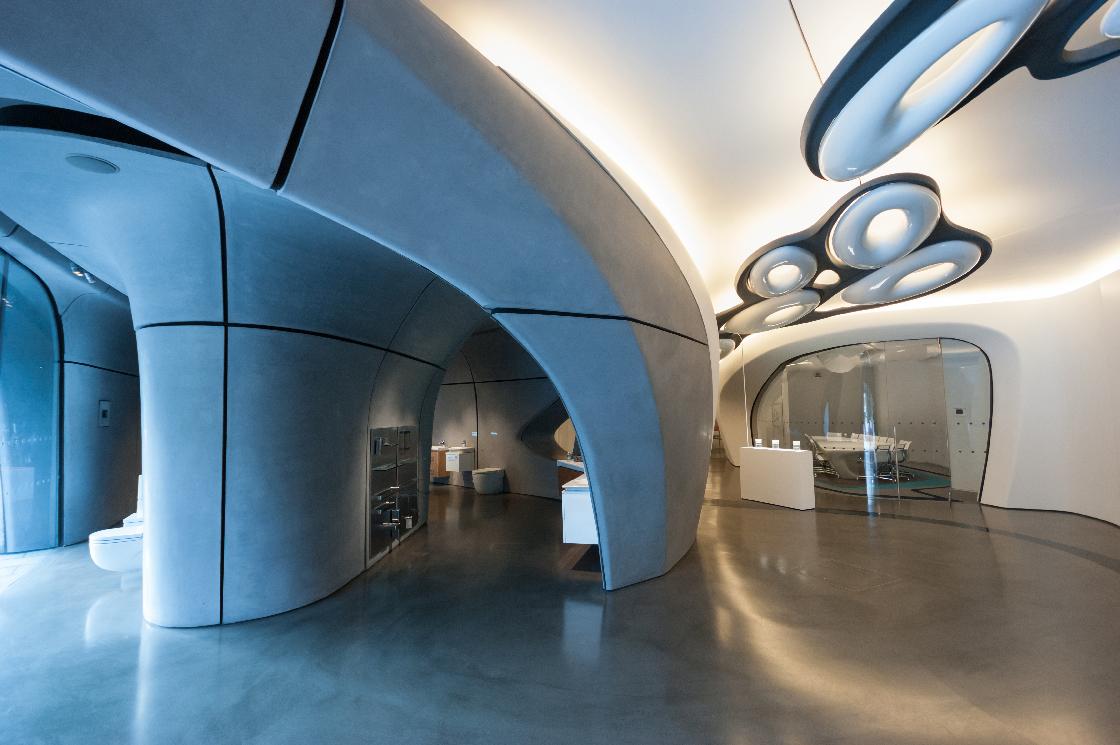 Roca Gallery London Zaha Hadid