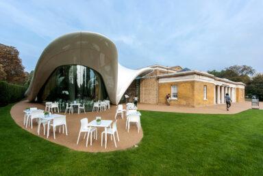 Serpentine Sackler Gallery, Zaha Hadid 2 - Riccardo Bianchini Architectural Photography