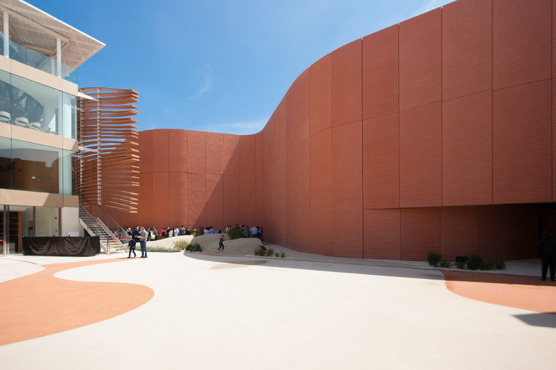 UAE Pavilion, Norman Foster 4 - Riccardo Bianchini Architectural Photography